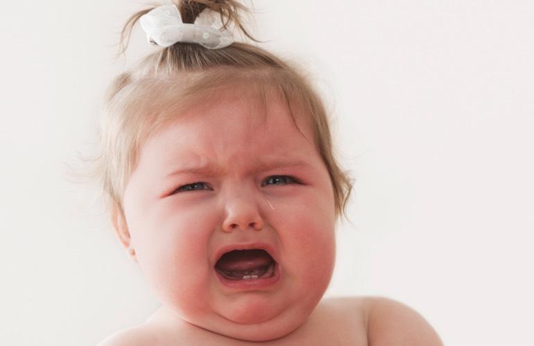 Το αλφαβητάρι του κλάματος (γιατί κλαίει το μωρό;)