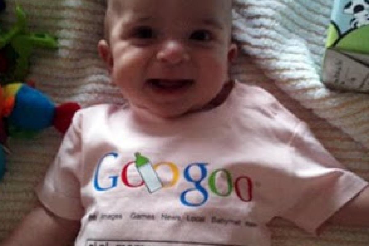 Το πιο μοντέρνο t-shirt για μωρά!!!