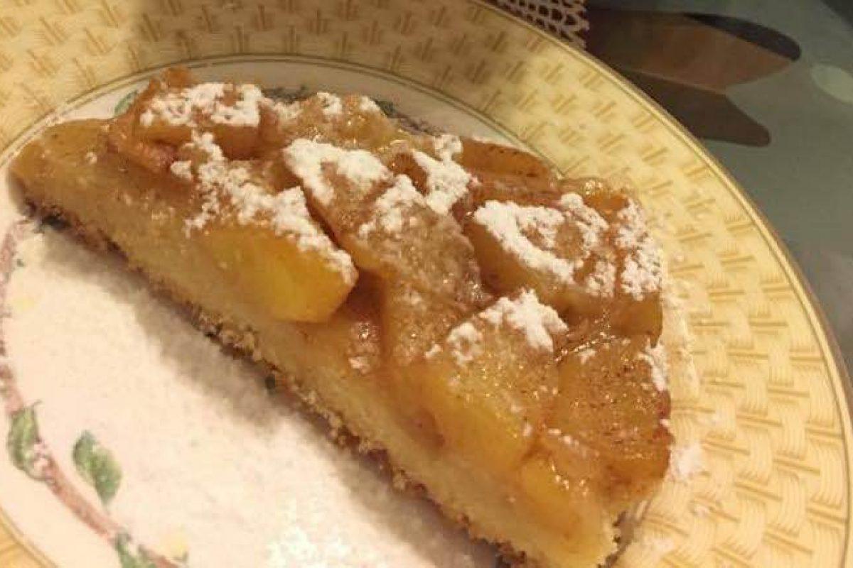 Τα γλυκά της μαμάς: μηλόπιτα μιαμ μιαμ