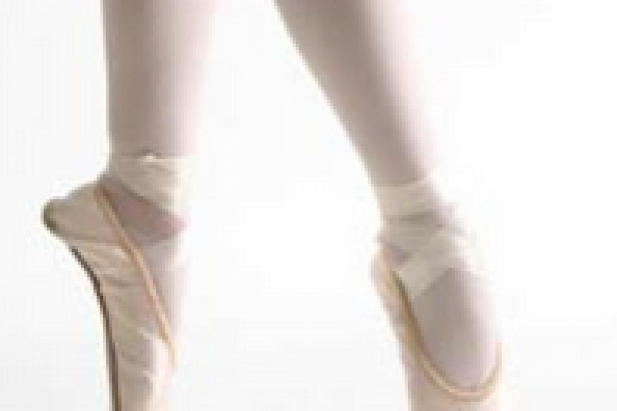 Μαθήματα μπαλέτου!