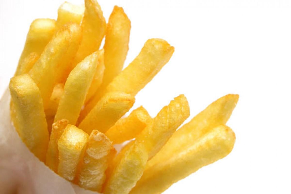 Τάσο… Μου μύρισαν τηγανιτές πατάτες με μερέντα!