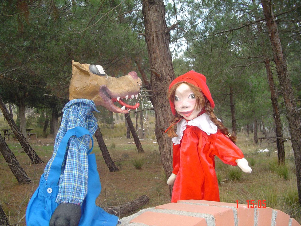 «Η Koκκινοσκουφίτσα και ο κακός λύκος» στη Θεσσαλονίκη (Κερδίστε 5 διπλές προσκλήσεις!!)