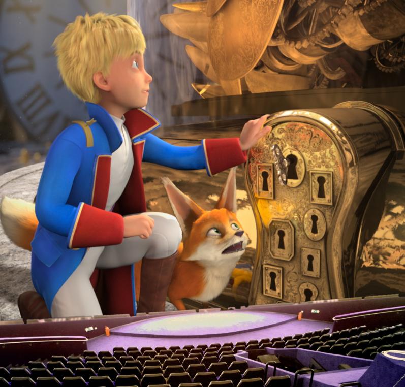 Ο Mικρός Πρίγκιπας ΙΙ: ένα μαγικό ταξίδι στο Πλανητάριο!!