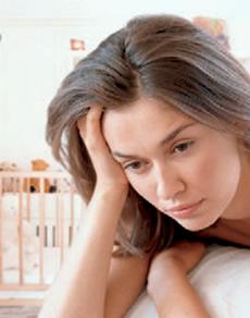 Επιλόχειος κατάθλιψη: Φλέρταρα έντονα με το να πέσω από το μπαλκόνι