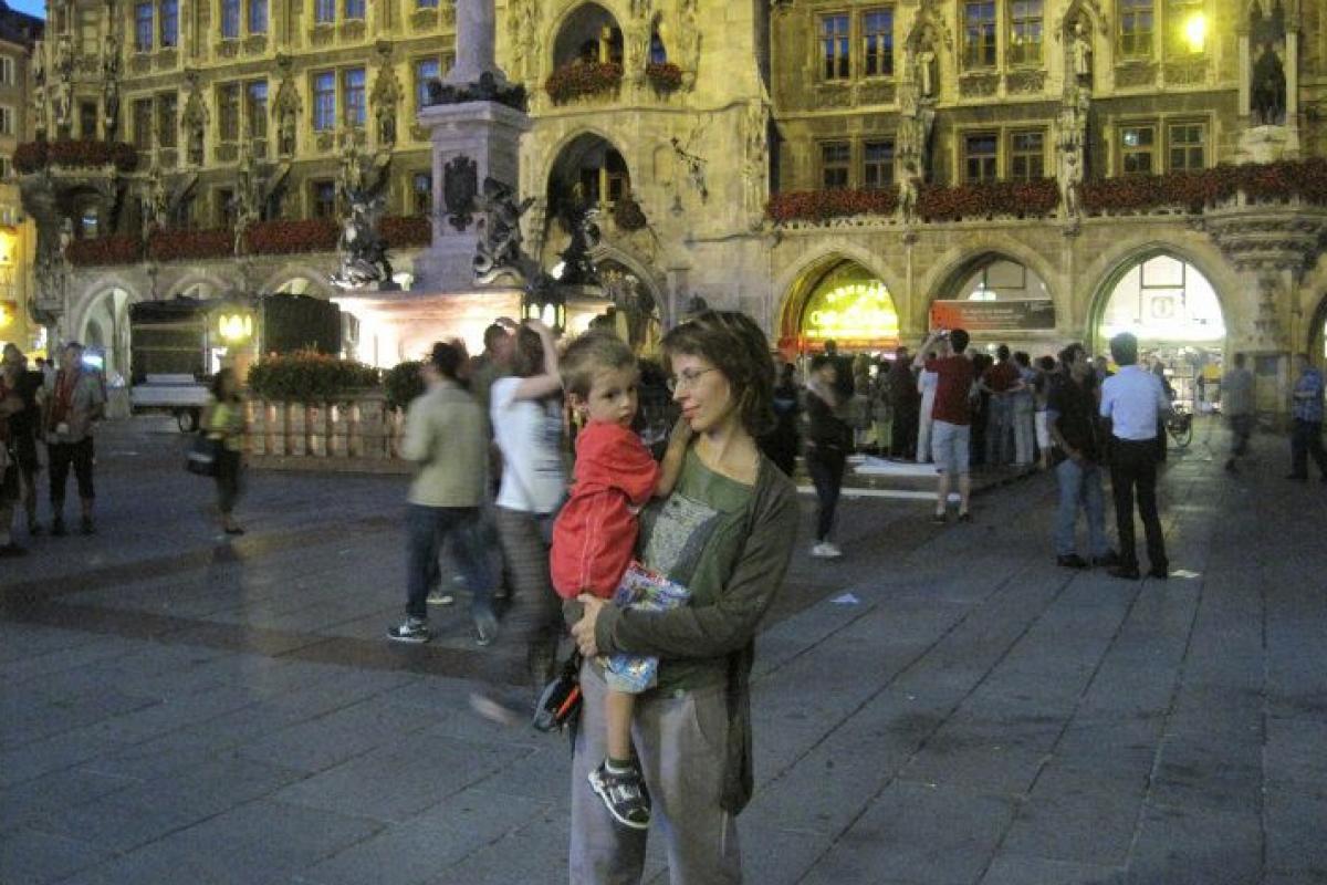 Οικογενειακό ταξίδι στο Μόναχο!