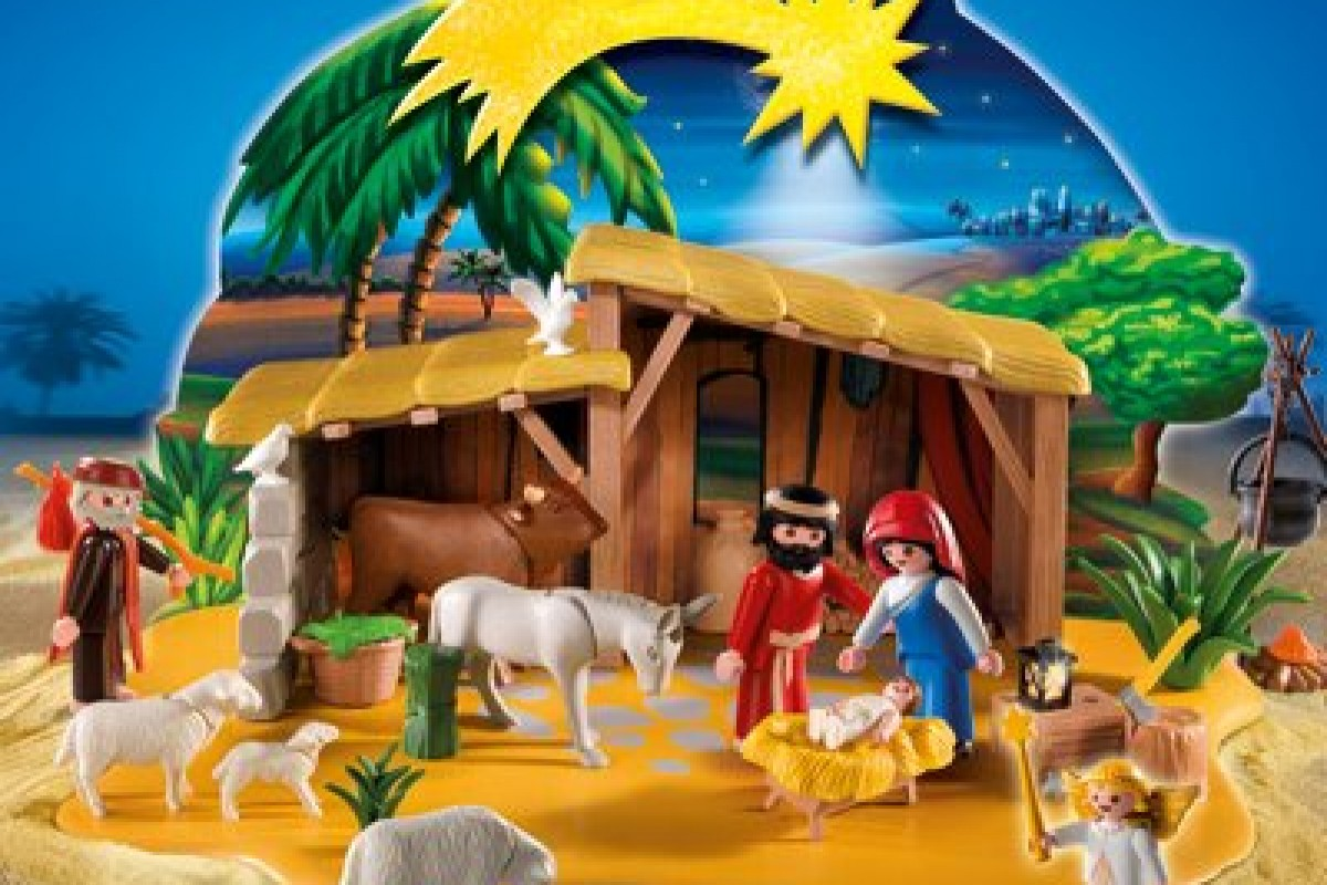 Χριστούγεννα με Playmobil!