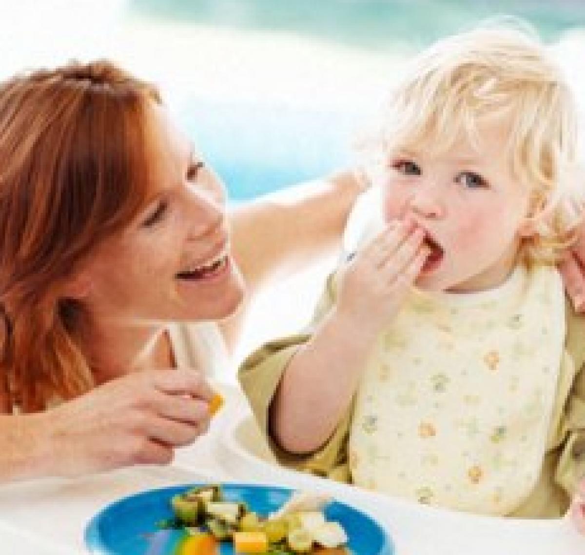 Η μαμά ρωτάει: Τι πρόγραμμα φαγητού μπορώ να φτιάξω για την κόρη μου;