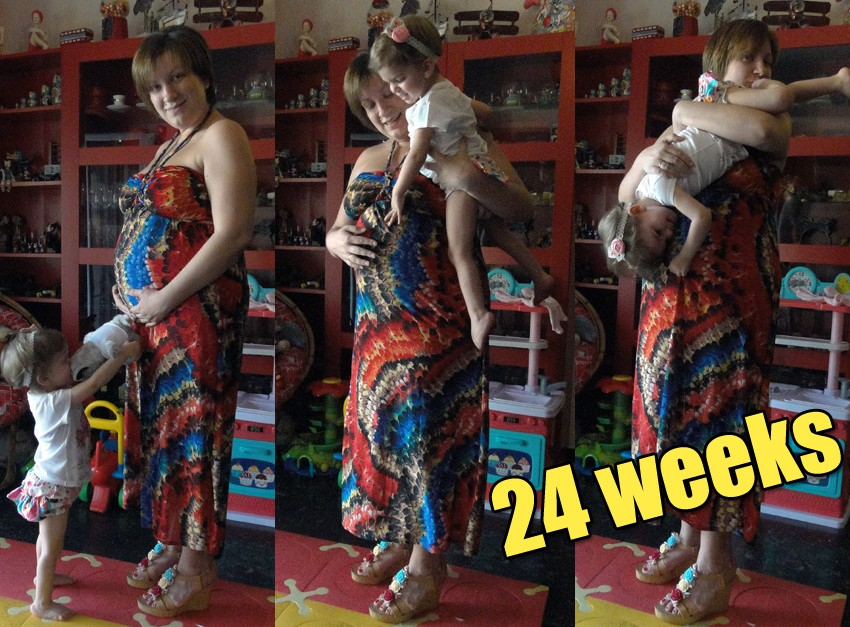 24 εβδομάδων: καθίστε αναπαυτικά να σας τα πω!