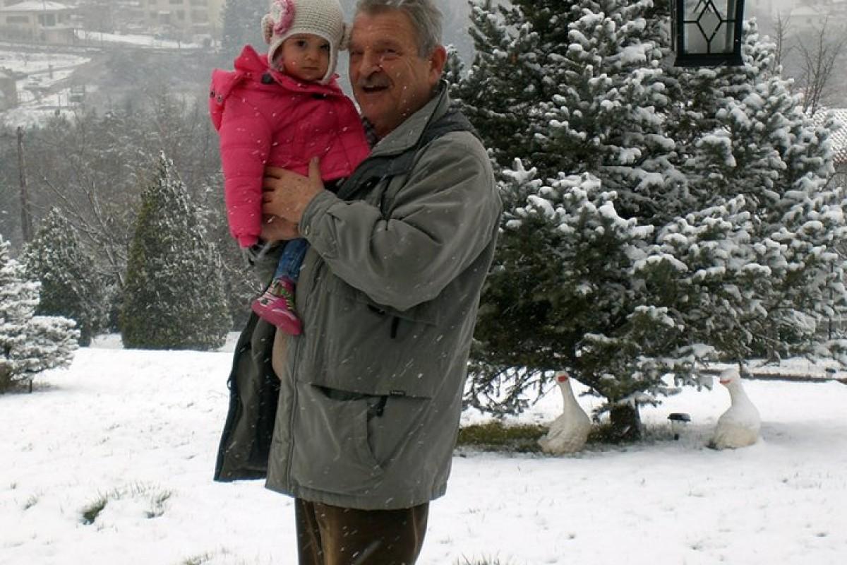 Χρόνια πολλά, παππού!