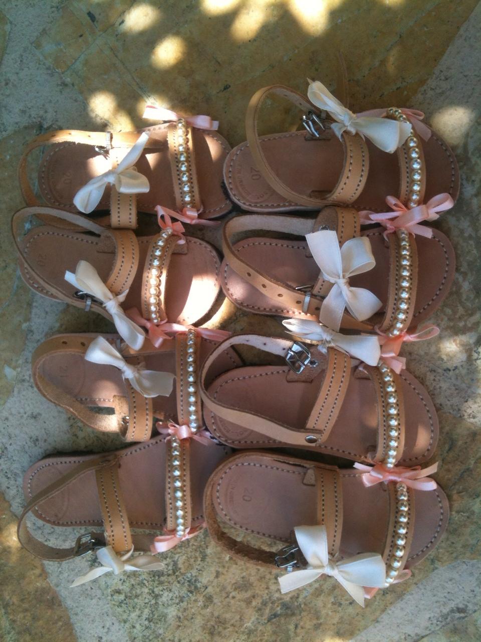 ΕΛΗΞΕ – Κερδίστε δύο ζευγάρια σανδάλια από το Elenas Sandals !
