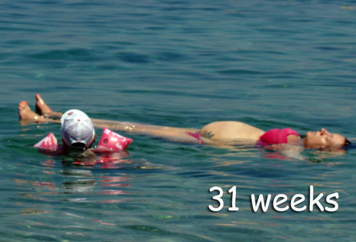 31 εβδομάδων: Θα γίνουμε τέσσερις