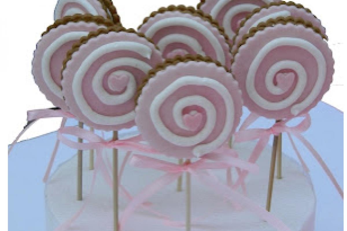 Ενα Baby Shower Party στις αποχρώσεις του ροζ!