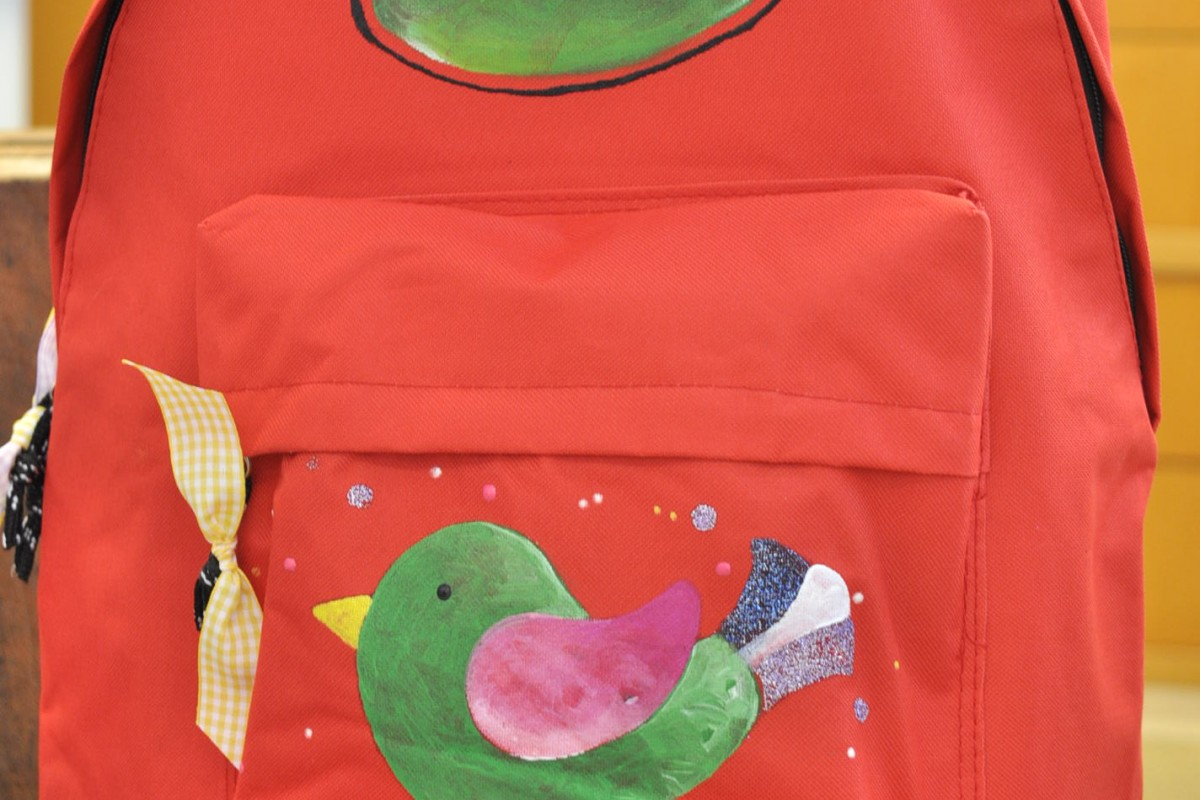 ΕΛΗΞΕ: Κερδίστε ένα ζωγραφισμένο σακίδιο από το Happy Hippie