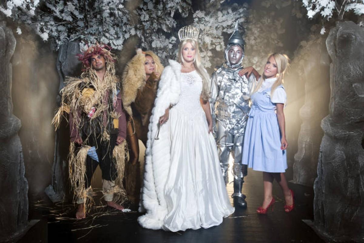Ο Μάγος του Οζ στην παιδική σκηνή του θεάτρου Ορφέας