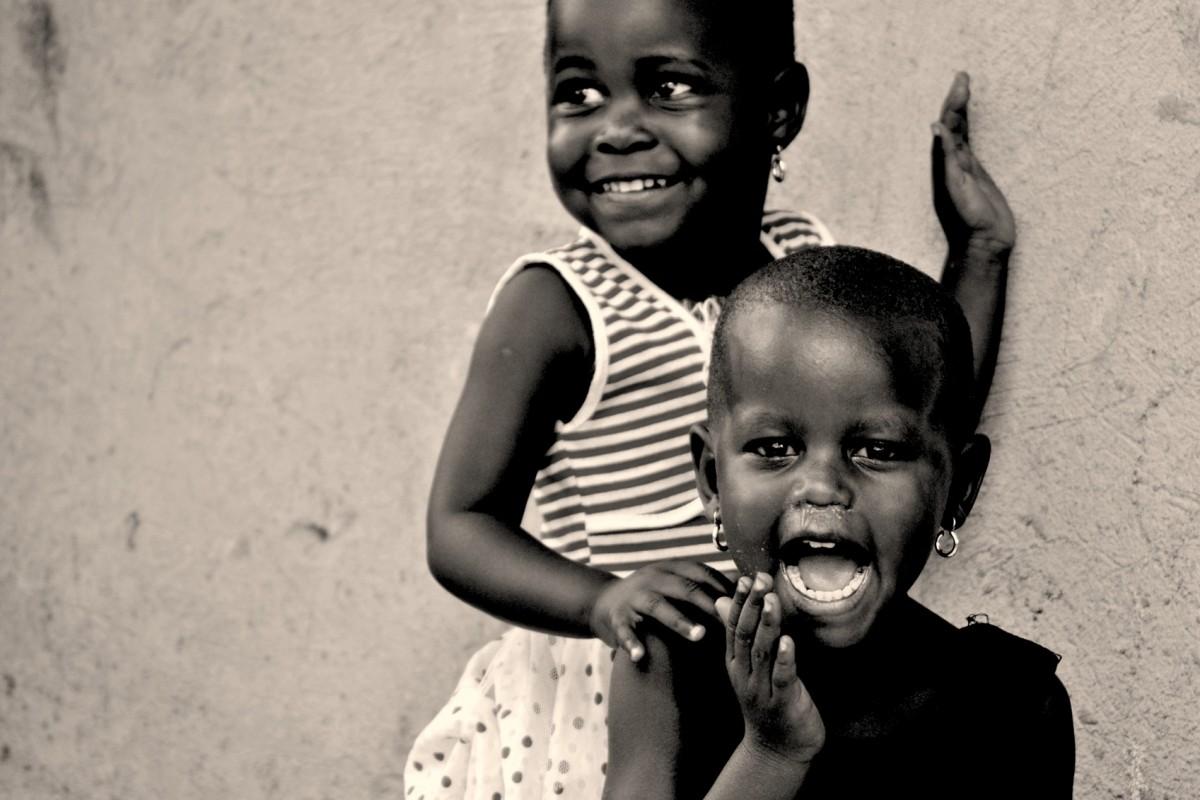 Στην Αφρική με το γιο μου