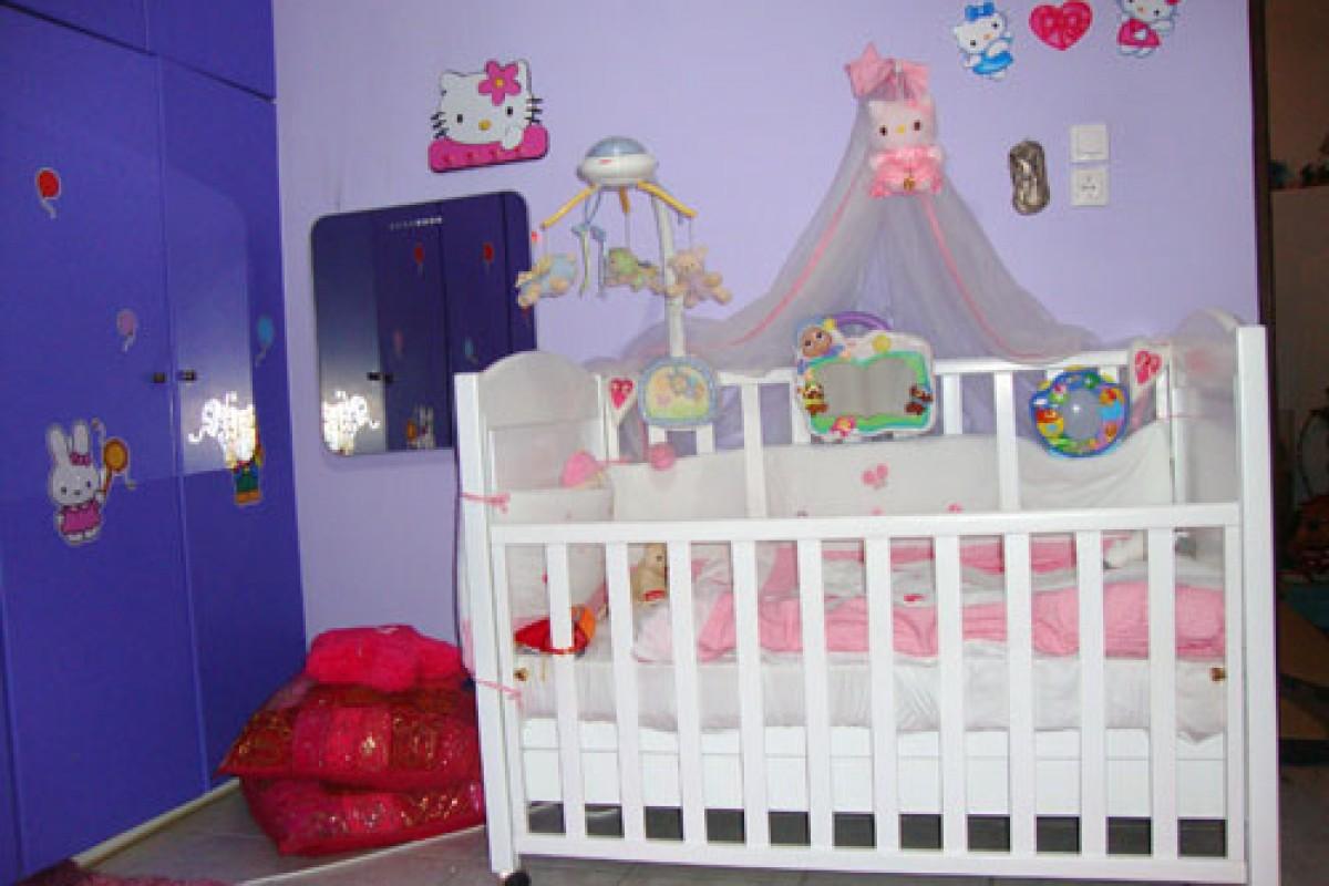 Το Hello Kitty δωμάτιο της Ζωής