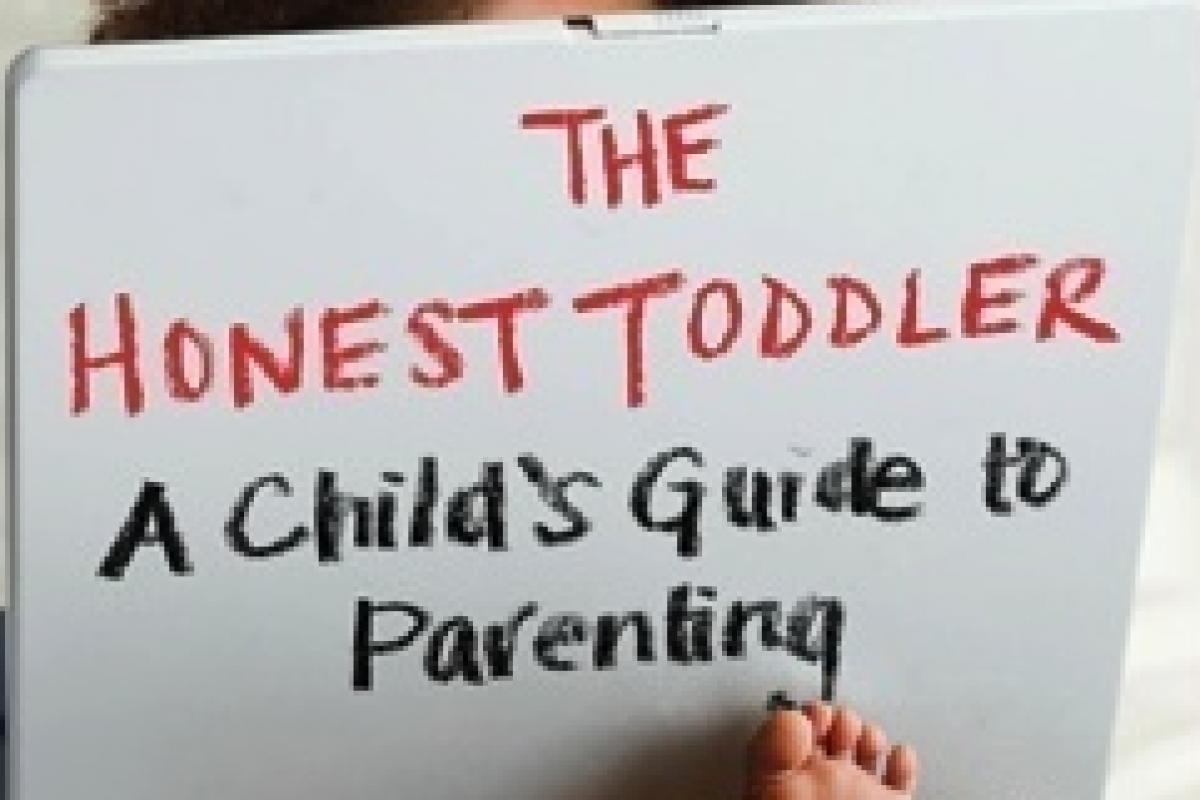 The Honest Toddler – Ένα νήπιο που τα λέει όπως είναι