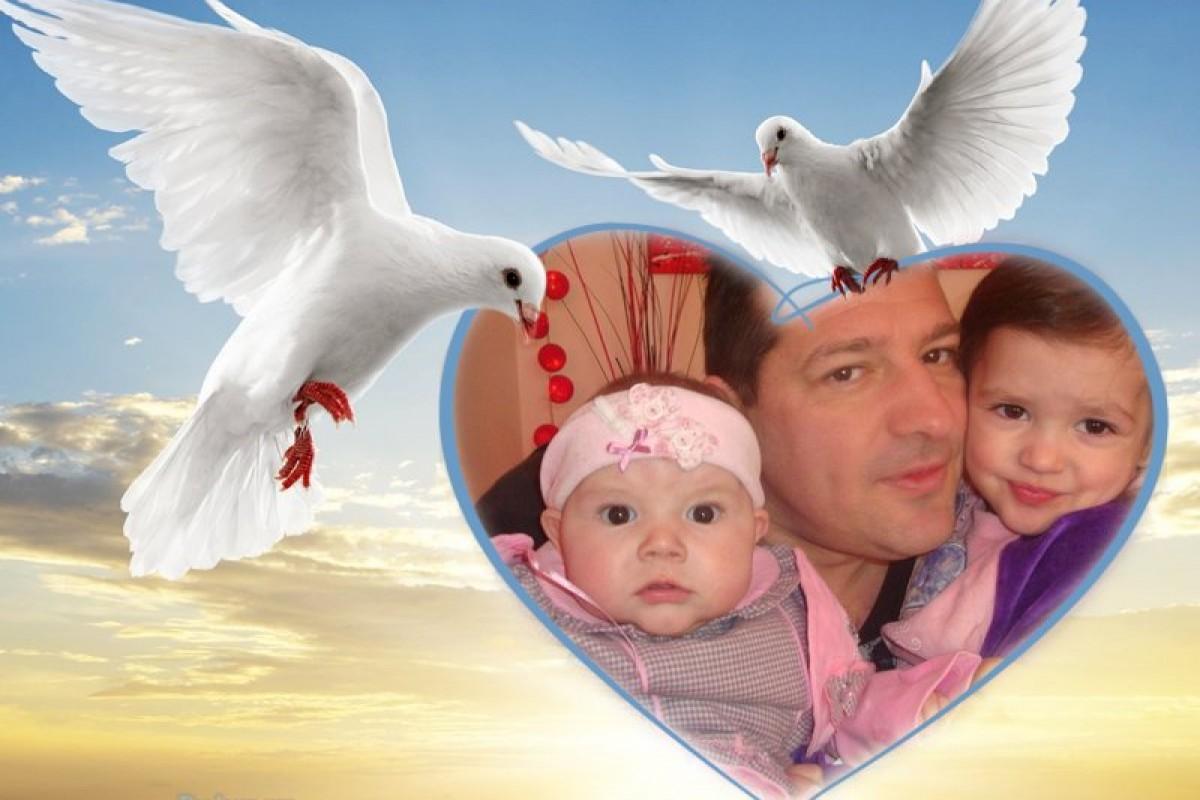 Για τον μπαμπά μου και για τον μπαμπά των παιδιών μου!