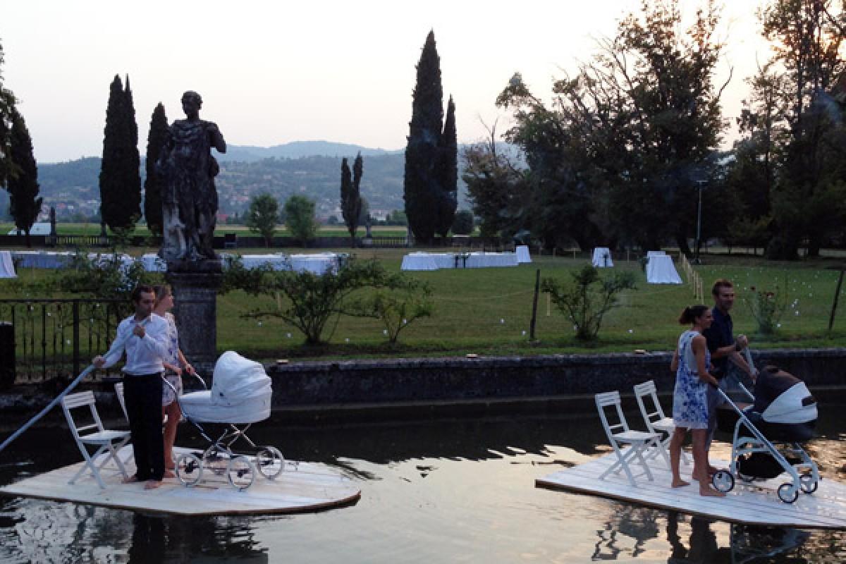Το πάρτι για τα 50α γενέθλια της Inglesina! Μια απίστευτη εμπειρία!