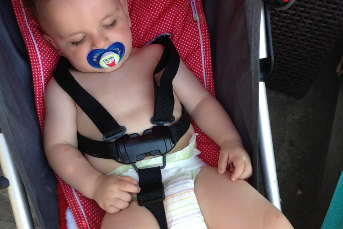 Στην παραλία με μωρό και καρότσι;