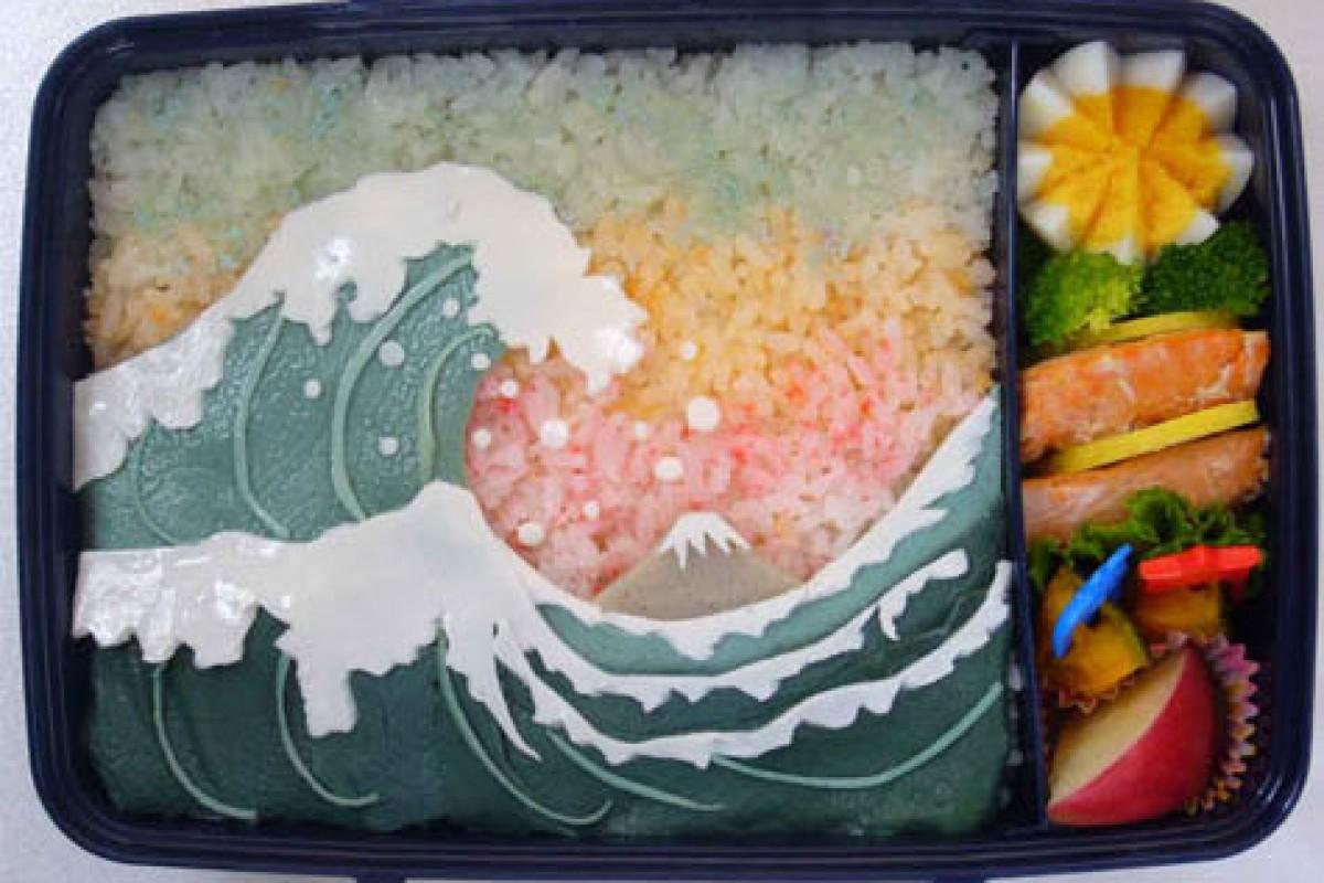 Η τέχνη του bento (όπως λέμε κολατσιό στα ιαπωνικά!)