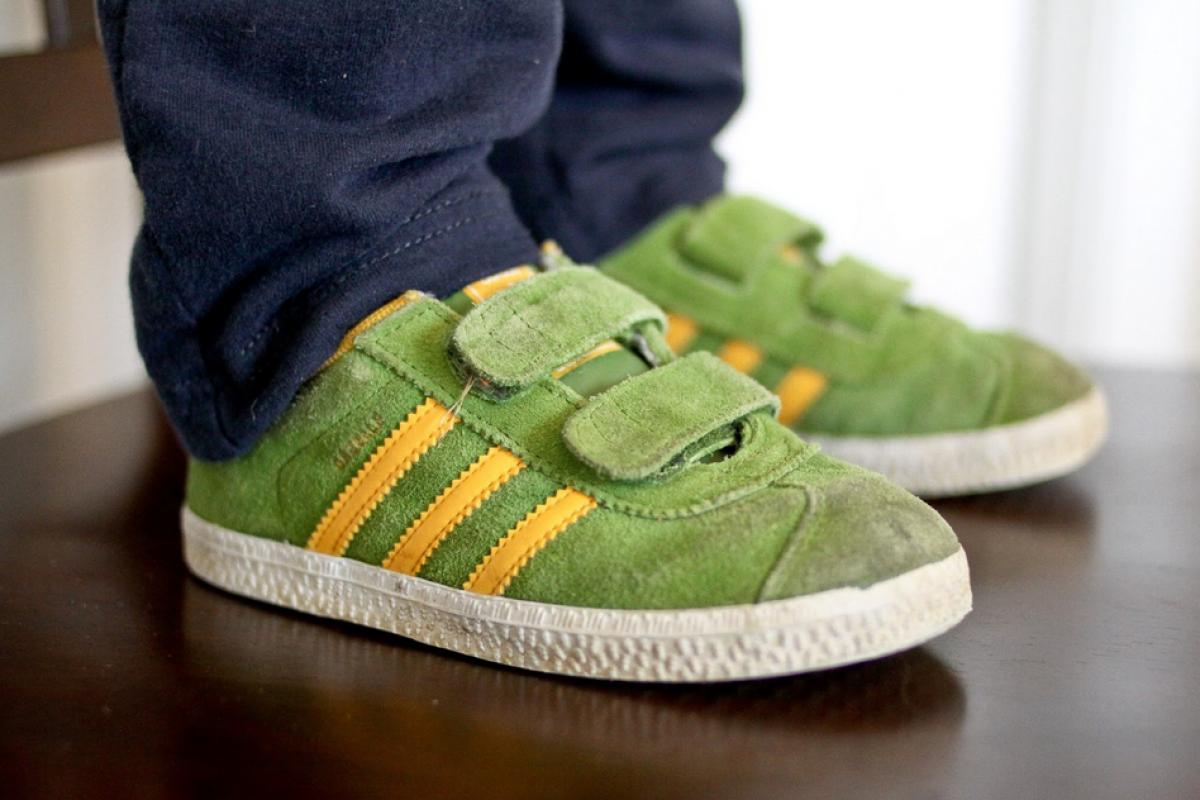 Συμβουλές για το σωστό παιδικό παπούτσι