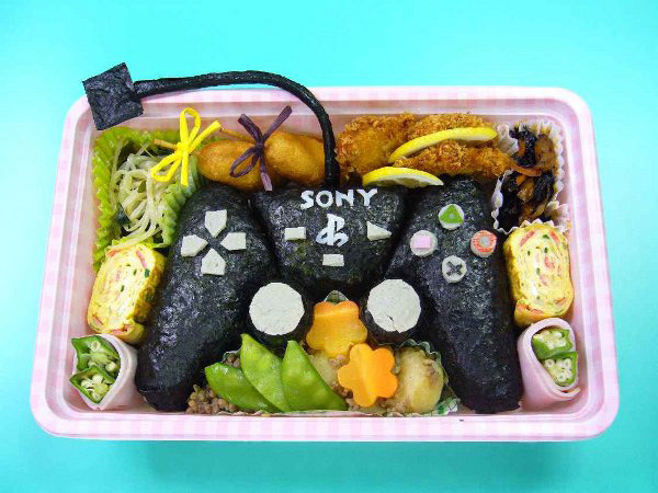 Sony-Playstation-Japanese-Bento