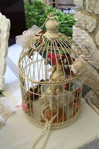 vintage cage