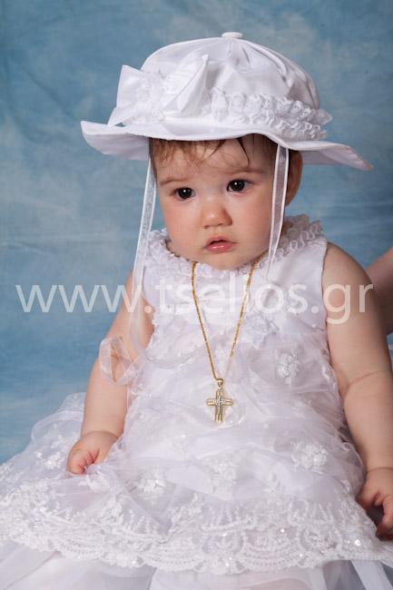 Η βάπτιση της Βασιλείας Μαρίας