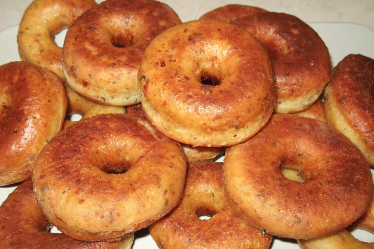 Αλμυρά ντόνατς