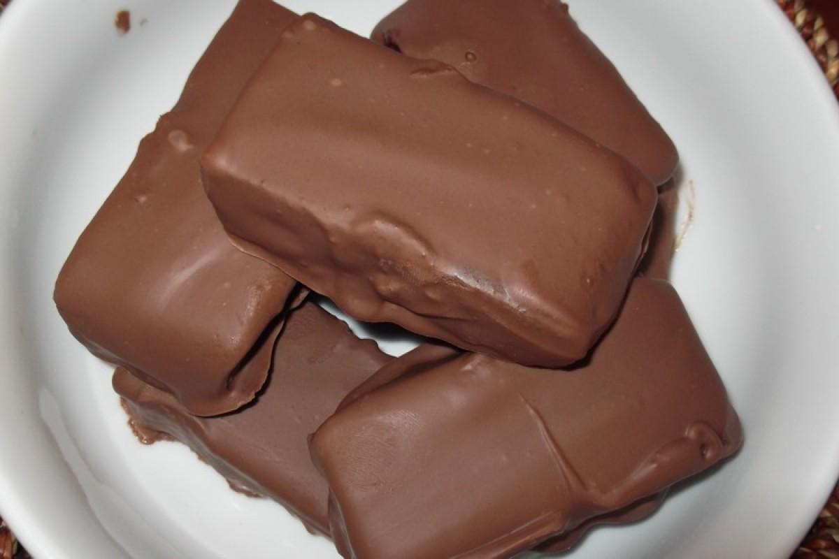 Σπιτικές σοκολατένιες γκοφρέτες