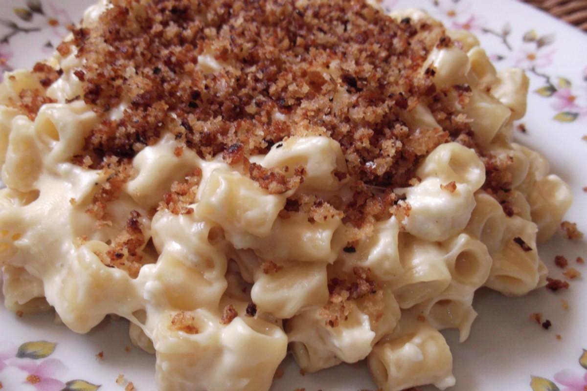 Mac and cheese αλα ελληνικά!