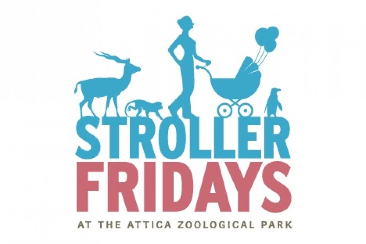 Stroller Fridays στο Αττικό Ζωολογικό Πάρκο!