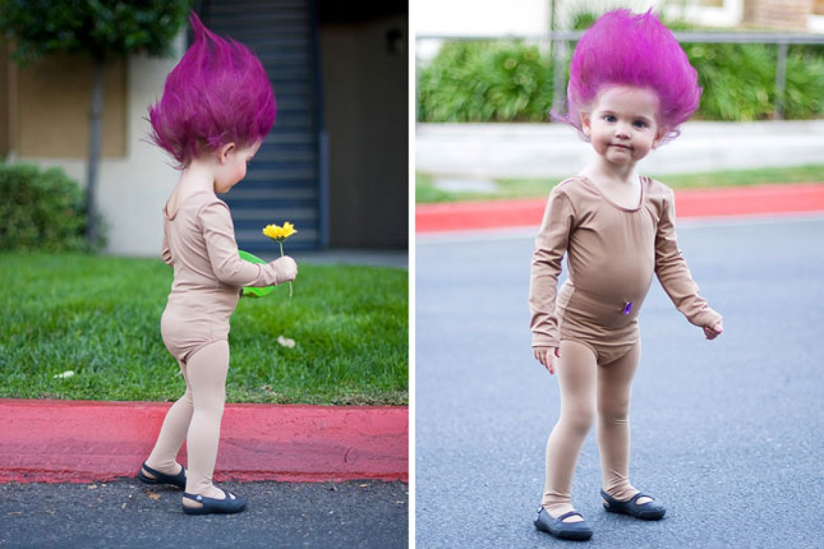 Απίθανες παιδικές φορεσιές για το Halloween