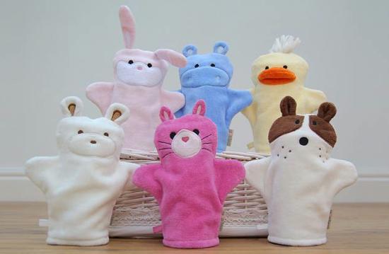 bathing bunnies σφουγγάρια