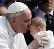 Ο Πάπας Φραγκίσκος υπέρ του δημόσιου θηλασμού