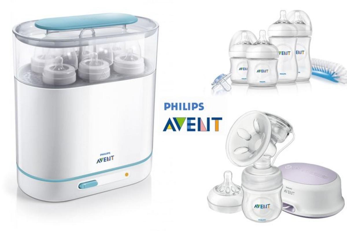 ΕΛΗΞΕ: Κερδίστε 4 σούπερ δώρα από τη Philips Avent!