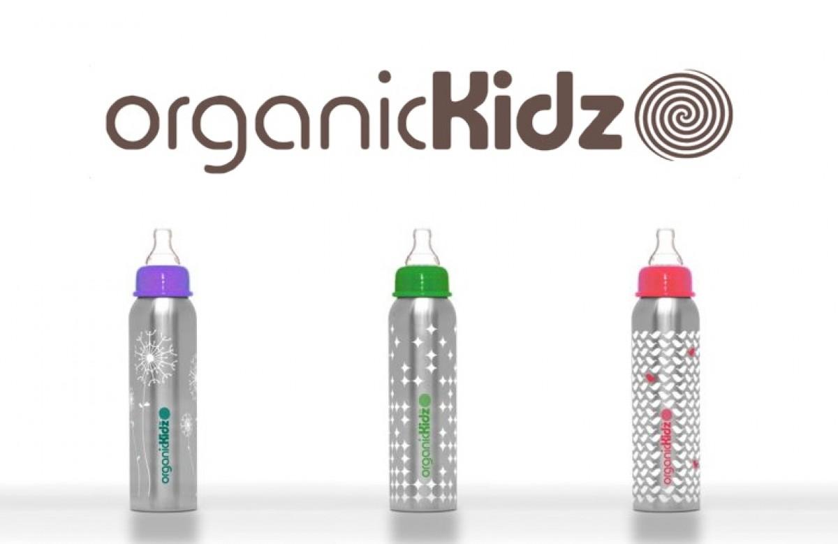 -20% στα μπιμπερό OrganicKidz ΜΟΝΟ για σήμερα!