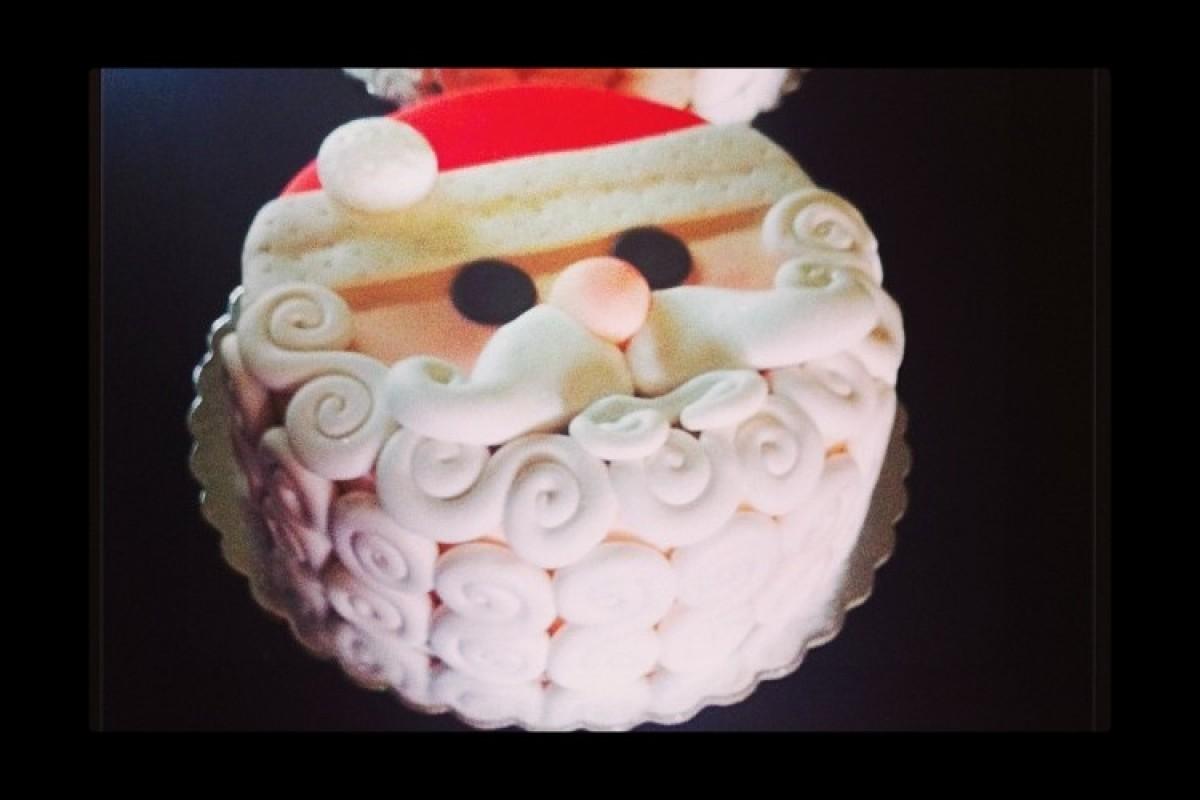 Βασιλόπιτα cake και βασιλόπιτα κρουασάν!