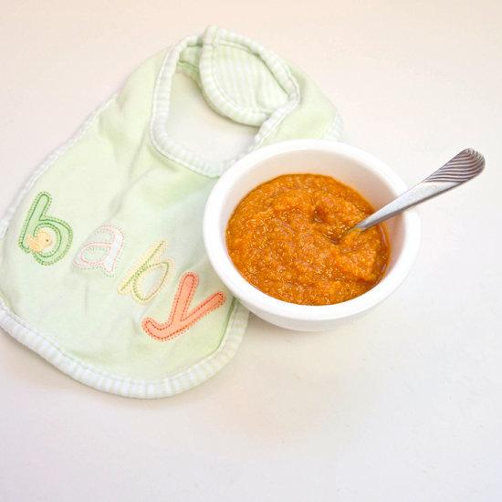 Carrot-Banana-Quinoa-Blend