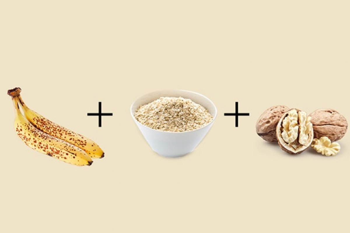 Εύκολες συνταγές με 3 υλικά