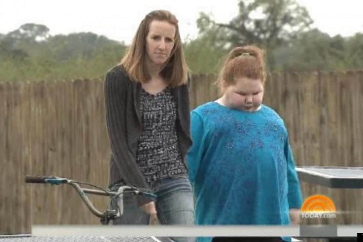 Παχύσαρκη, κι όμως, πεθαίνει της πείνας – Η σοκαριστική ιστορία της 12χρονης Alexis