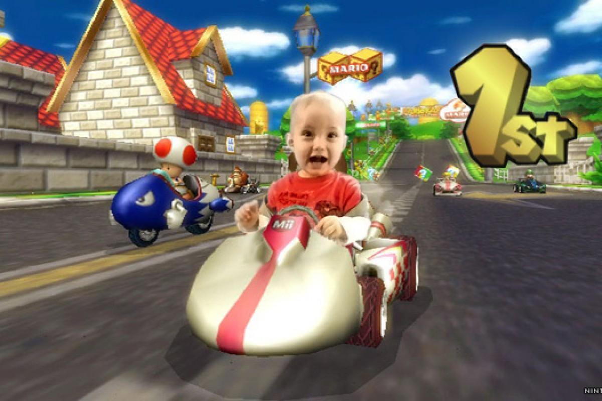 Γνωρίστε το μωρό που πρωταγωνιστεί σε κάθε βιντεοπαιχνίδι