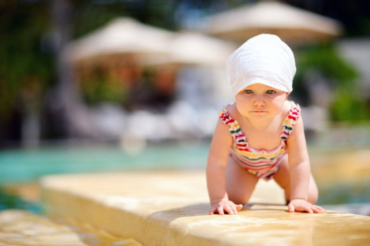 Εσείς θα αφήνατε το μωρό σας για να πάτε μία βδομάδα διακοπές;