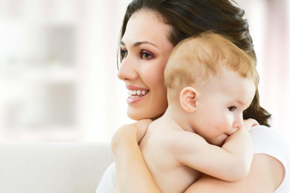 Μια μαμά γλυκούλα και μια εγκυμοσύνη που είχε λίγο απ' όλα!