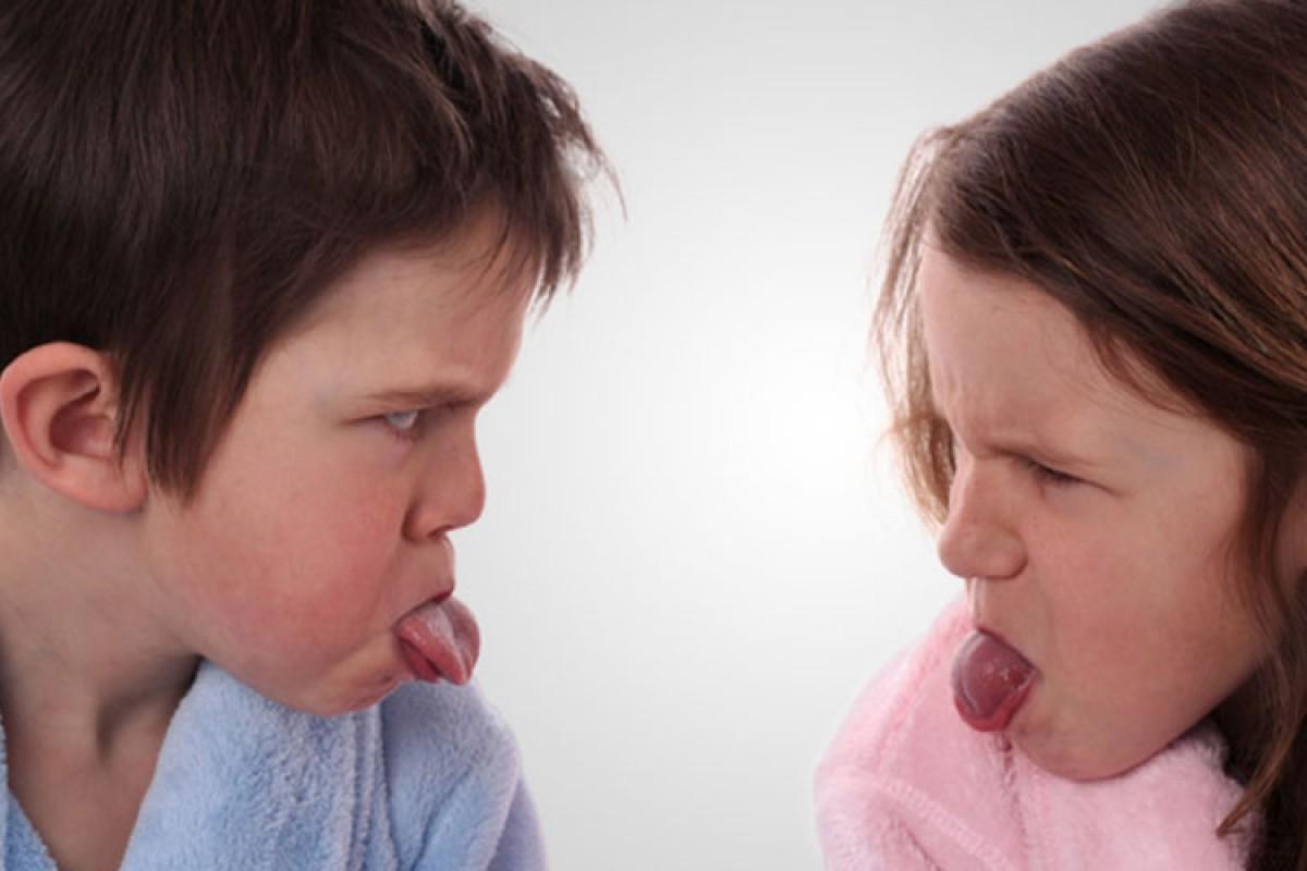 Πώς ηρέμησα από τους καυγάδες των παιδιών μου
