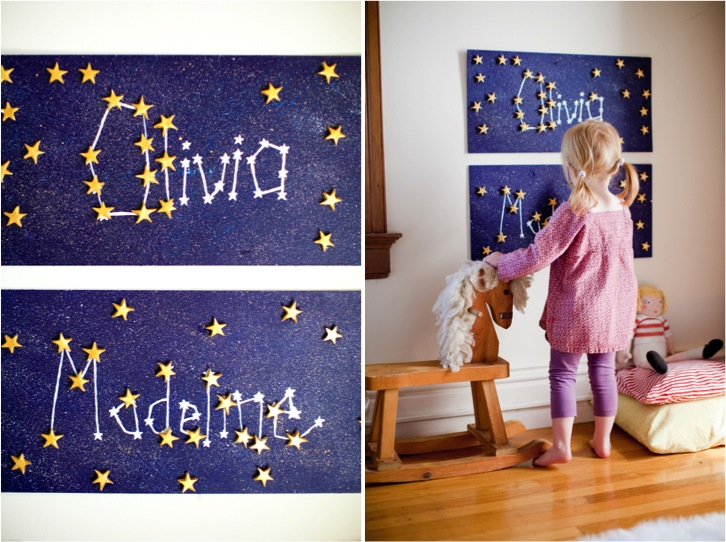 DIY-constellation-reward-board-with-your-kids-name