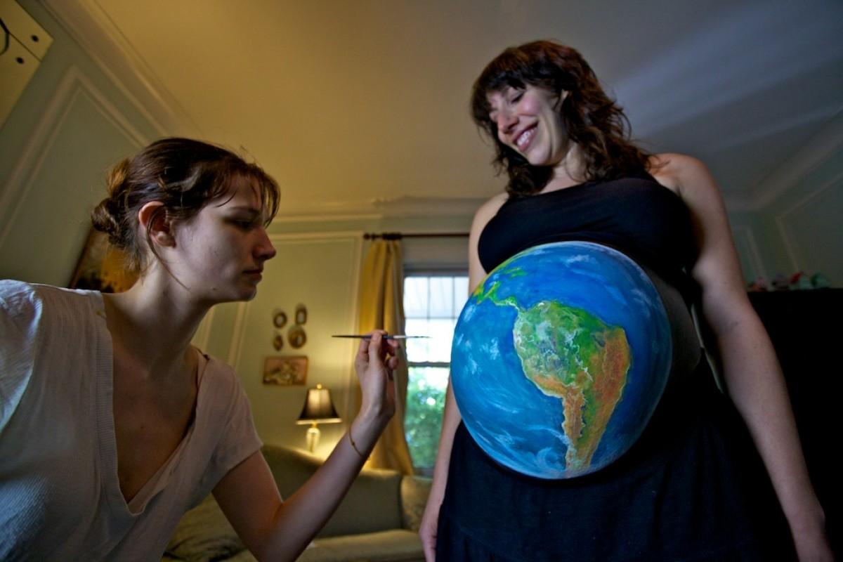 Ήθη και έθιμα σχετικά με τη γέννα από όλο τον κόσμο