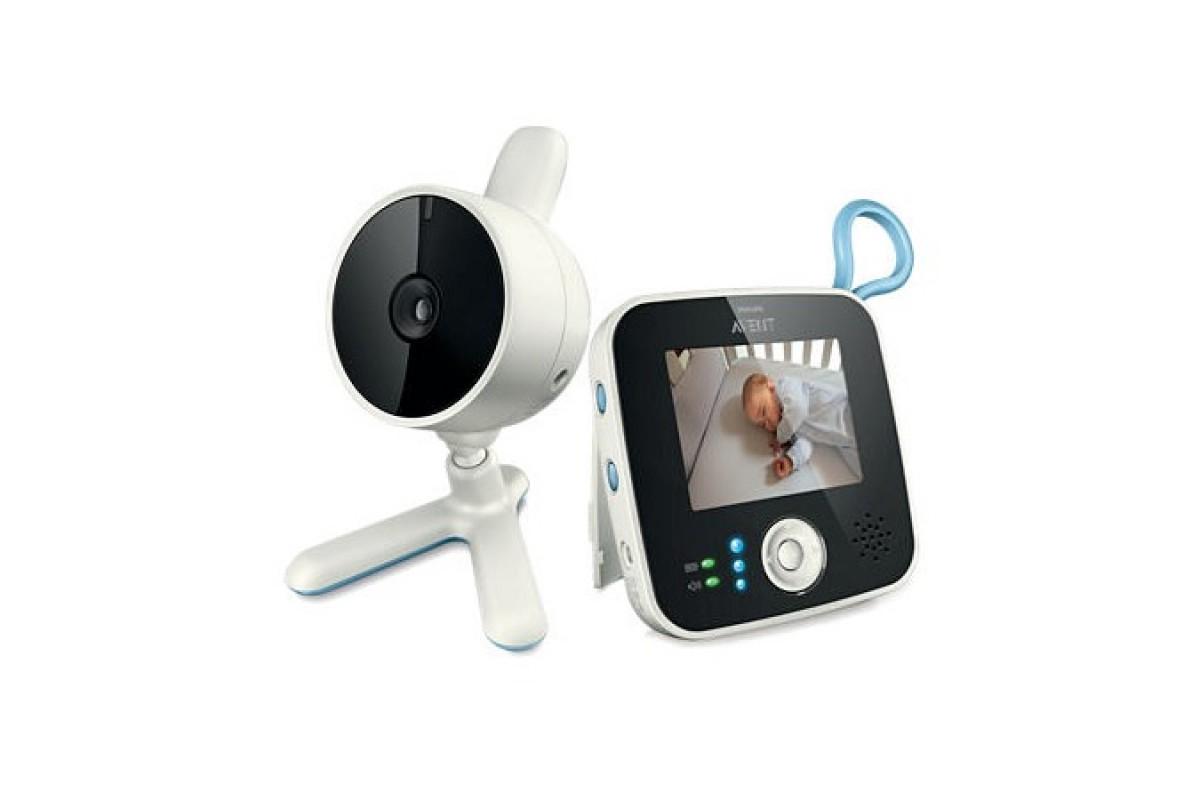 Τα μάτια σου… τέσσερα με το ψηφιακό βρεφικό μόνιτορ της Philips Avent!