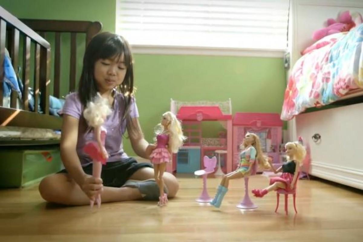 Το #BarbieProject παρουσιάζει τη Barbie όπως τη βλέπουν τα παιδιά